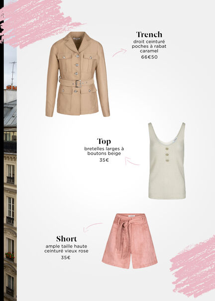 Acheter le look complet