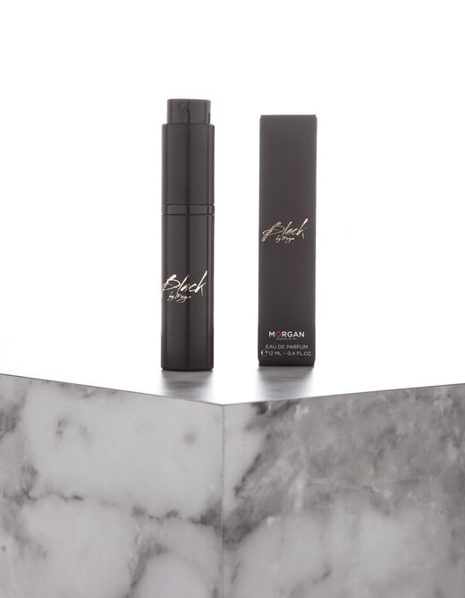 Parfum Black by Morgan twist&spray 12ml noir femme